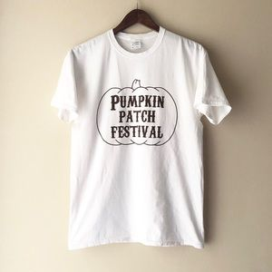 Pumpkin Patch Festival Graphic Tee Shirt